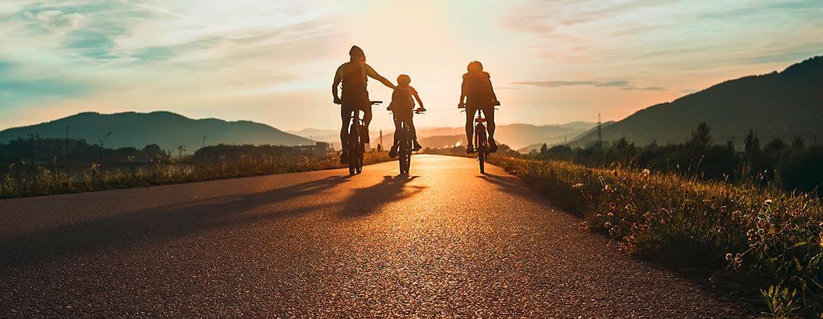 Fahrradtouren - Rund um die Pfalz